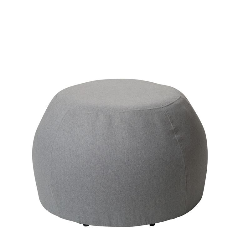 PERTH puf grå