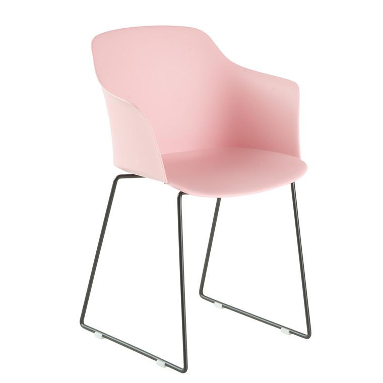 SHADE spisebordsstol rosa