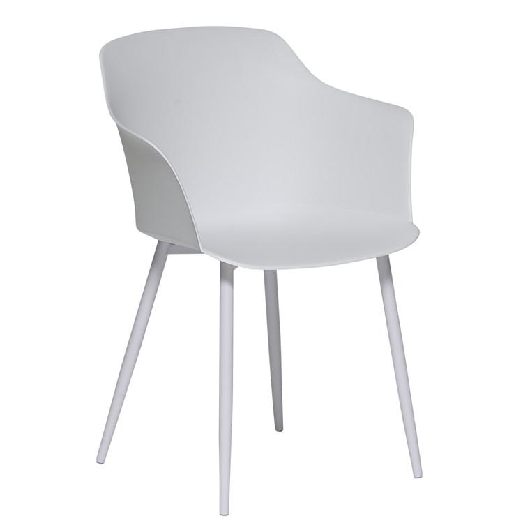 ELLIPSE spisebordsstol hvid