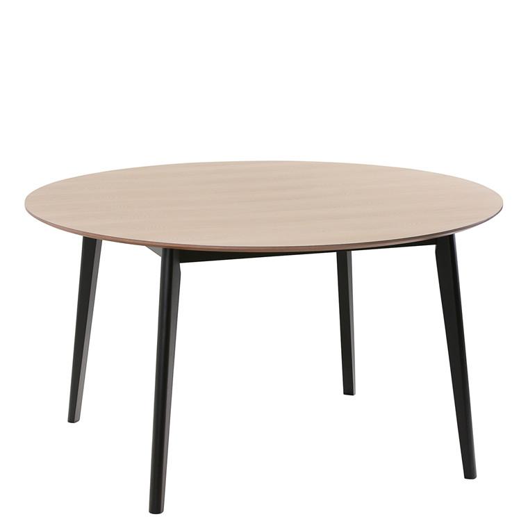 SEVA rundt spisebord Ø100 cm ask
