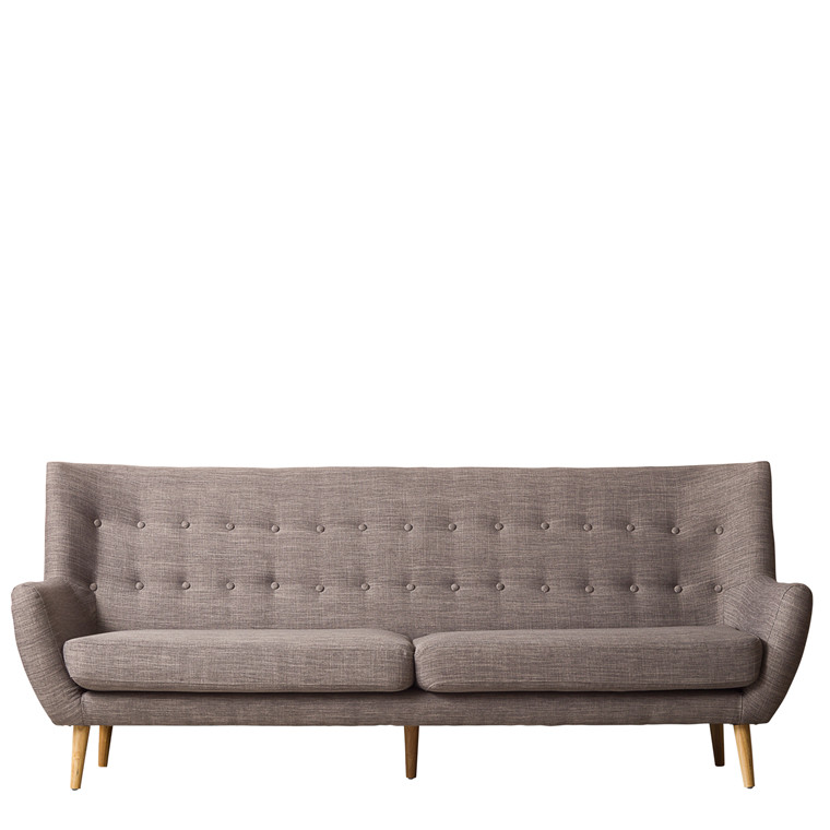 MIAMI XL sofa grå