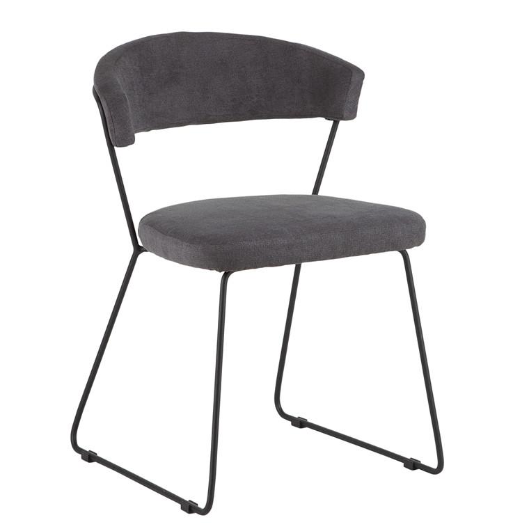 OLLI spisebordsstol grå