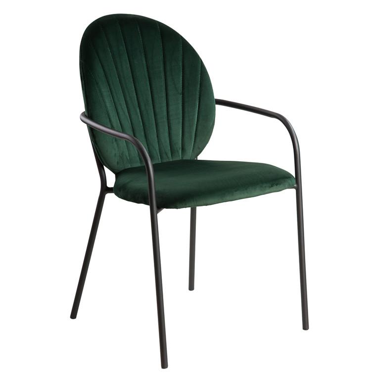 YASS spisebordsstol grøn