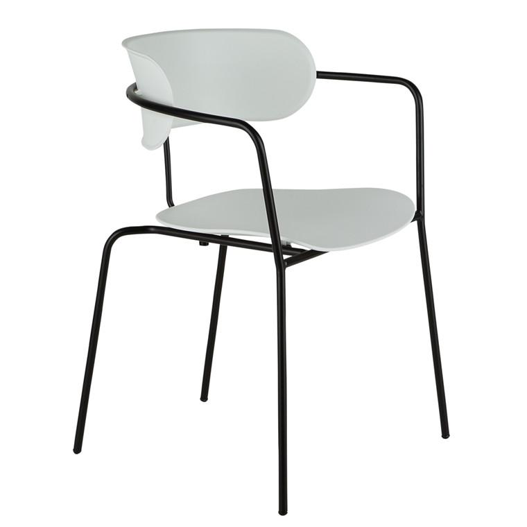 OWIN spisebordsstol i hvid