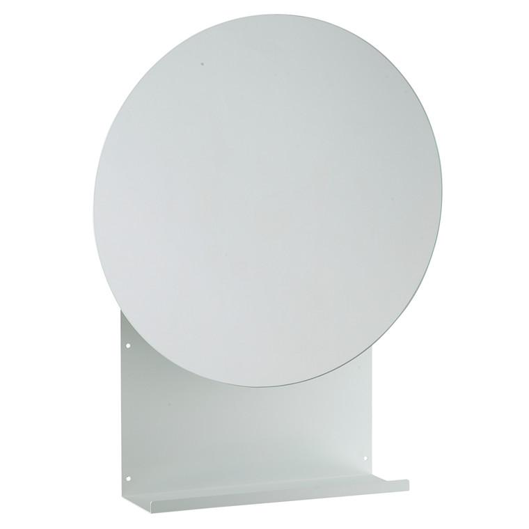 SHAPE IT spejl Ø 60 hvid