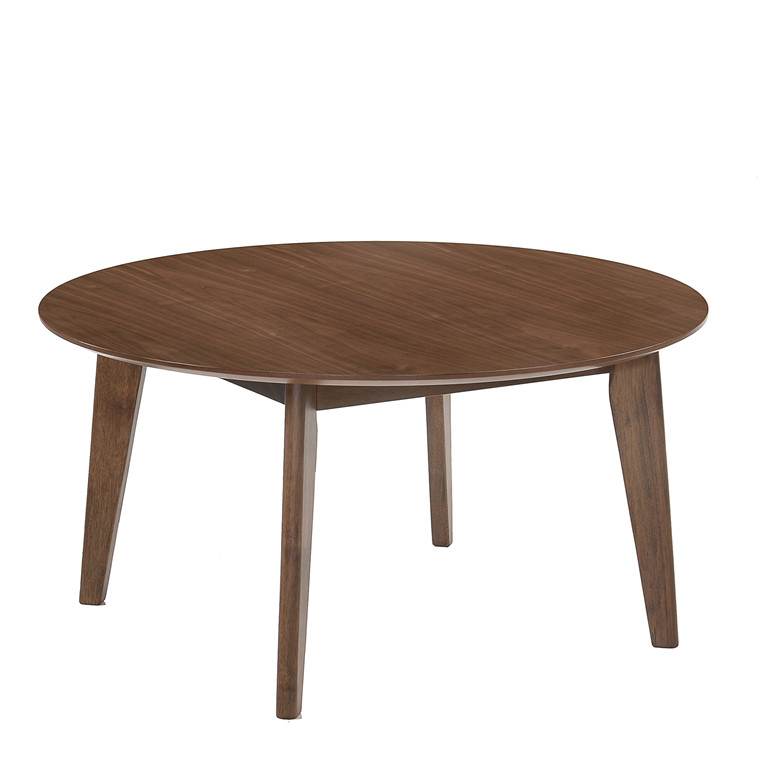 SEVA rundt sofabord 90x45 cm valnød