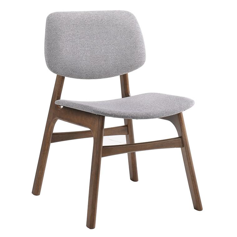 SEVA spisebordsstol valnød