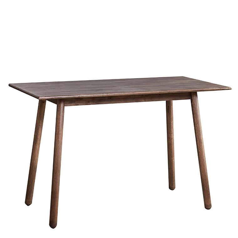 AMIRA spisebord/skrivebord brun