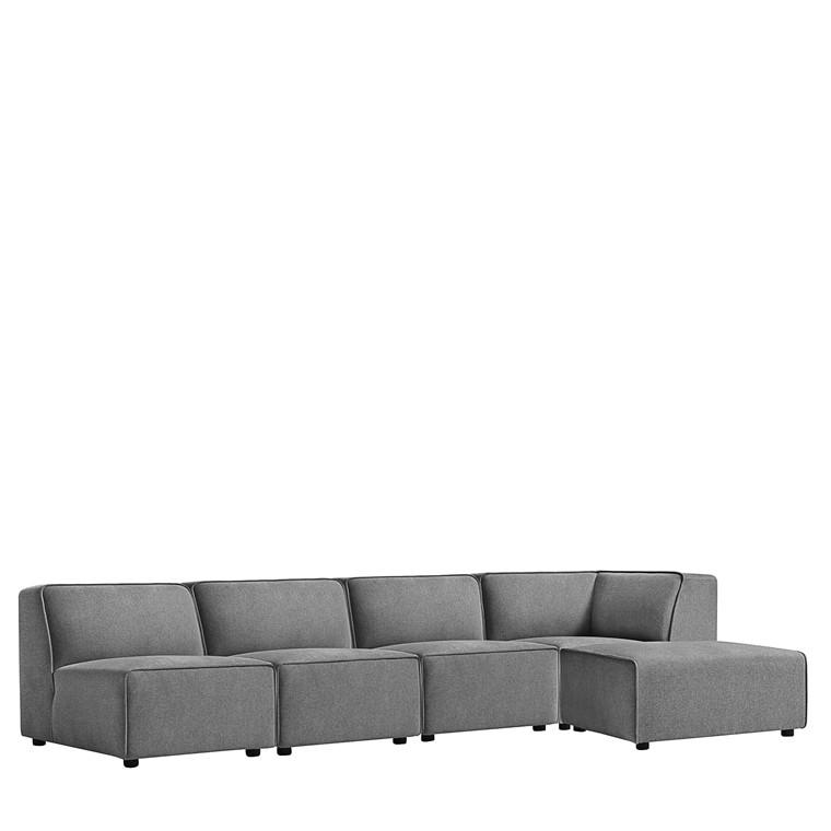 KINGSTON sofa grå
