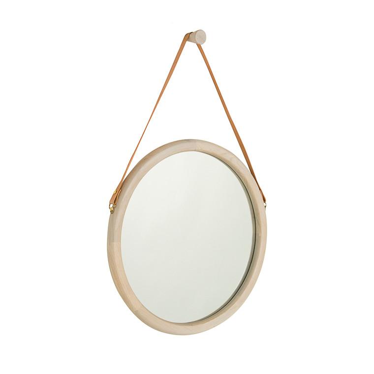 NEW BLOOM rundt spejl Ø40