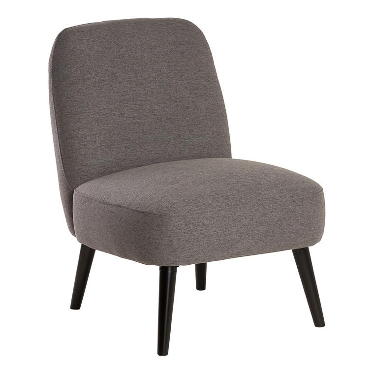 SIRI loungestol mørkegrå