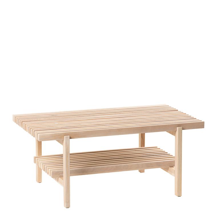 SAMSØ sofabord m. lameller