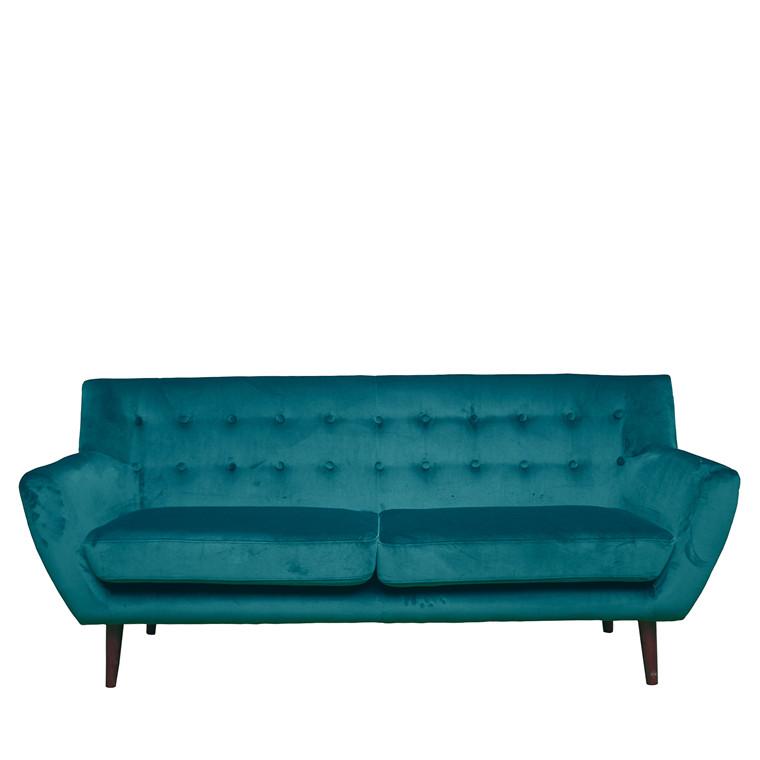 MIAMI 2½ pers. sofa petrol