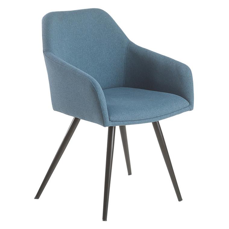 FILIPPA spisebordsstol blå