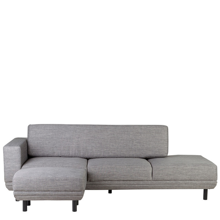 NEW YORK sofa m. puf venstre - kan kun købes i Sinnerups butikker
