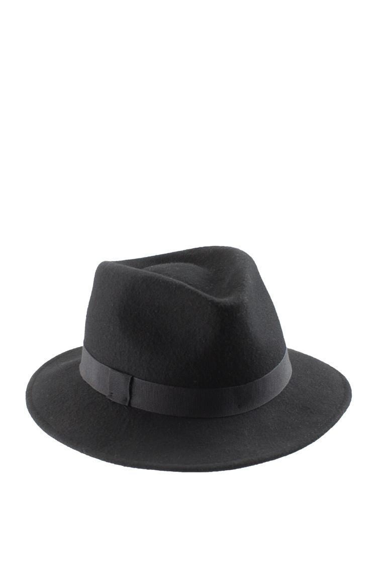 CRÉTON Fedora uld hat