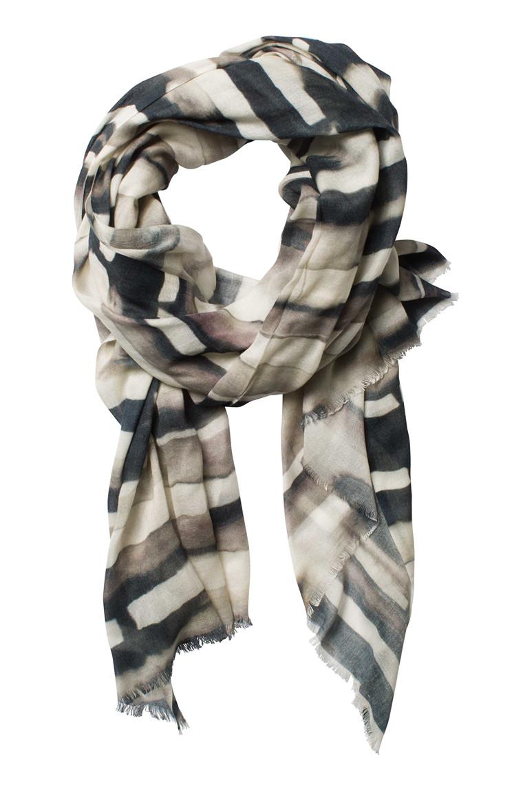 CRÉTON Stripes tørklæde