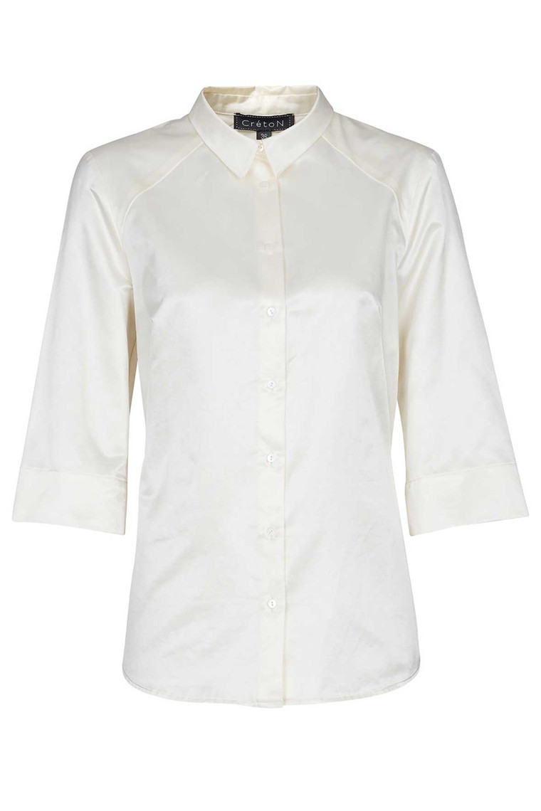 CRÉTON Zoyi skjorte