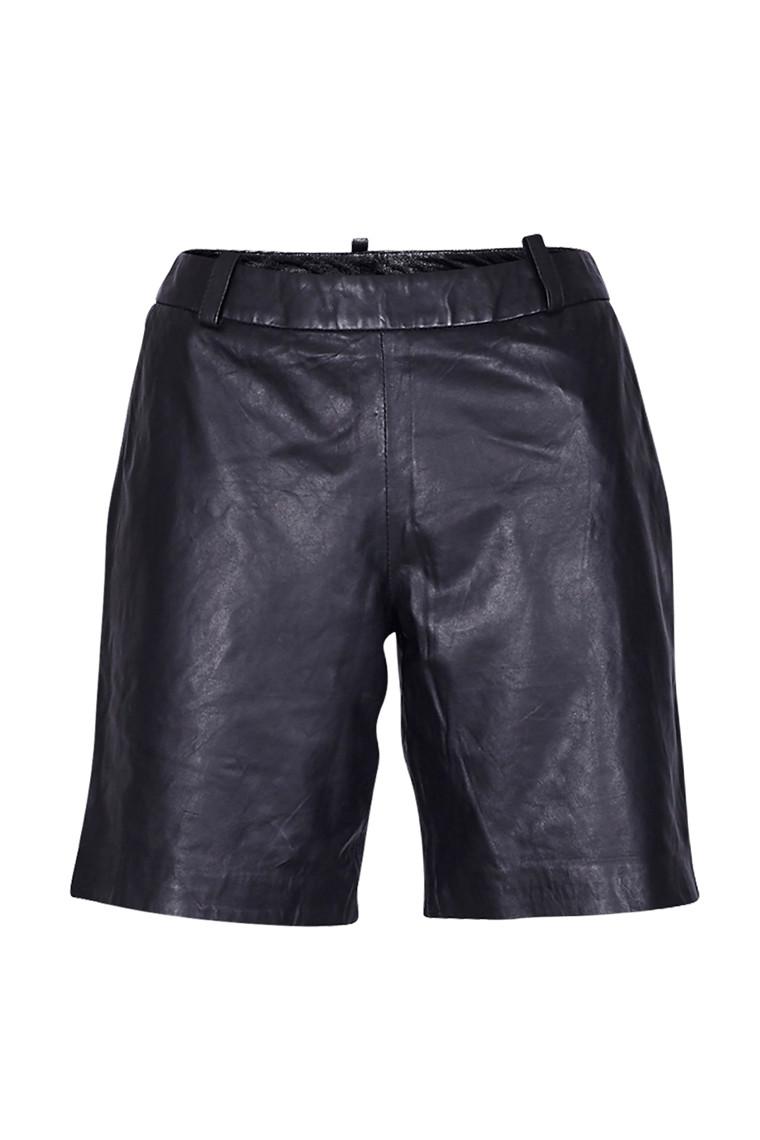 CRÉTON Zugani skind shorts