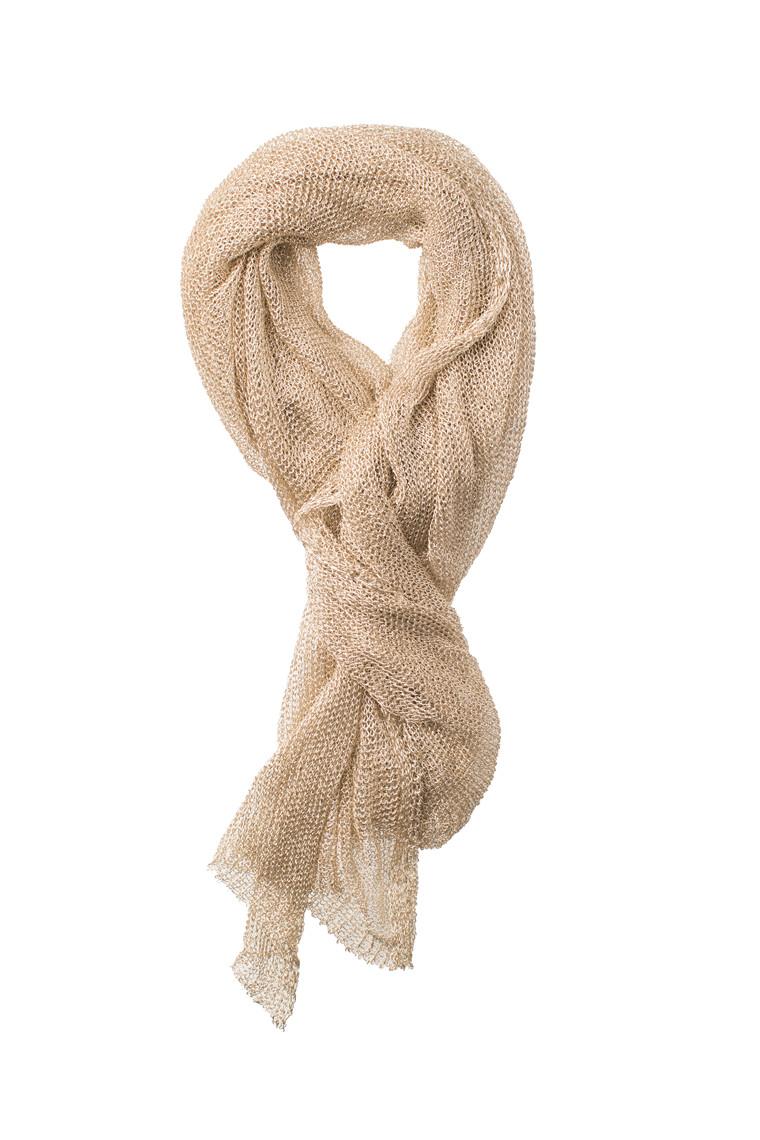 CRÉTON Goldie tørklæde