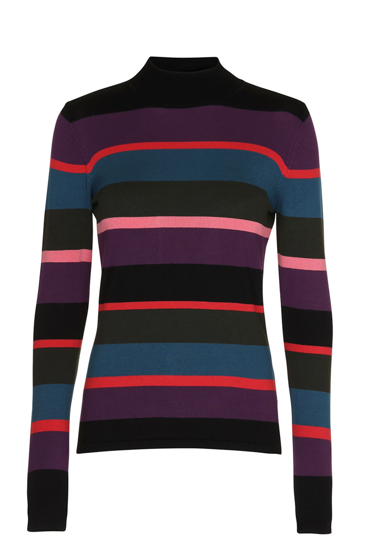 CRÉTON Neila turtleneck sweater