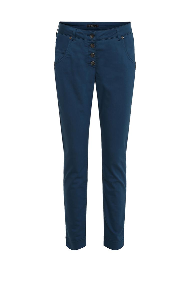 CRÉTON Zammy cropped jeans