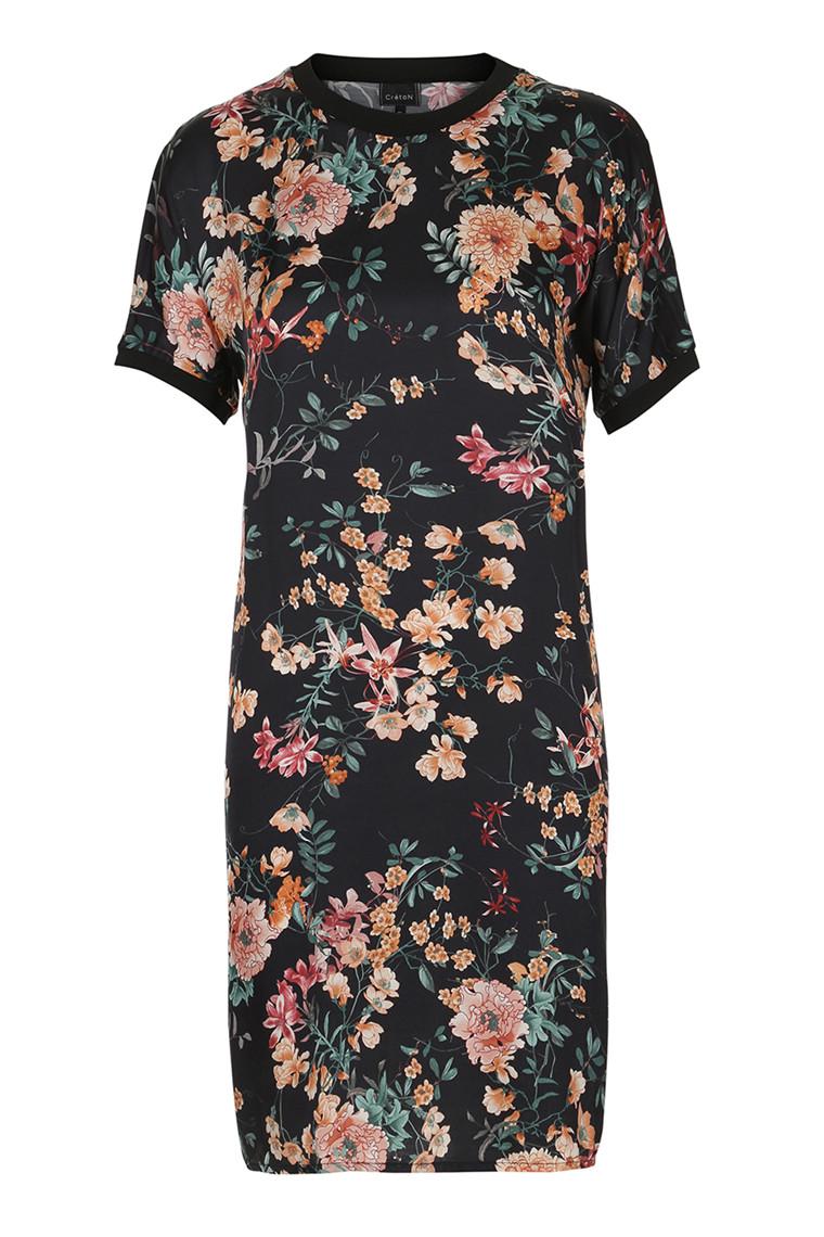 CRÉTON Wenge kjole