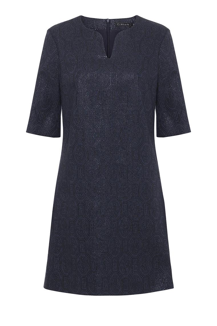 CRÉTON Ladize kjole