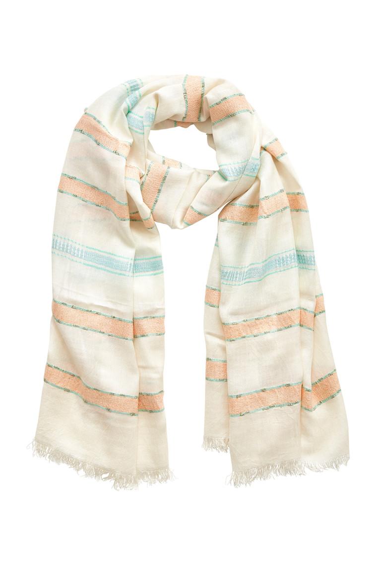 CRÉTON Stripe tørklæde