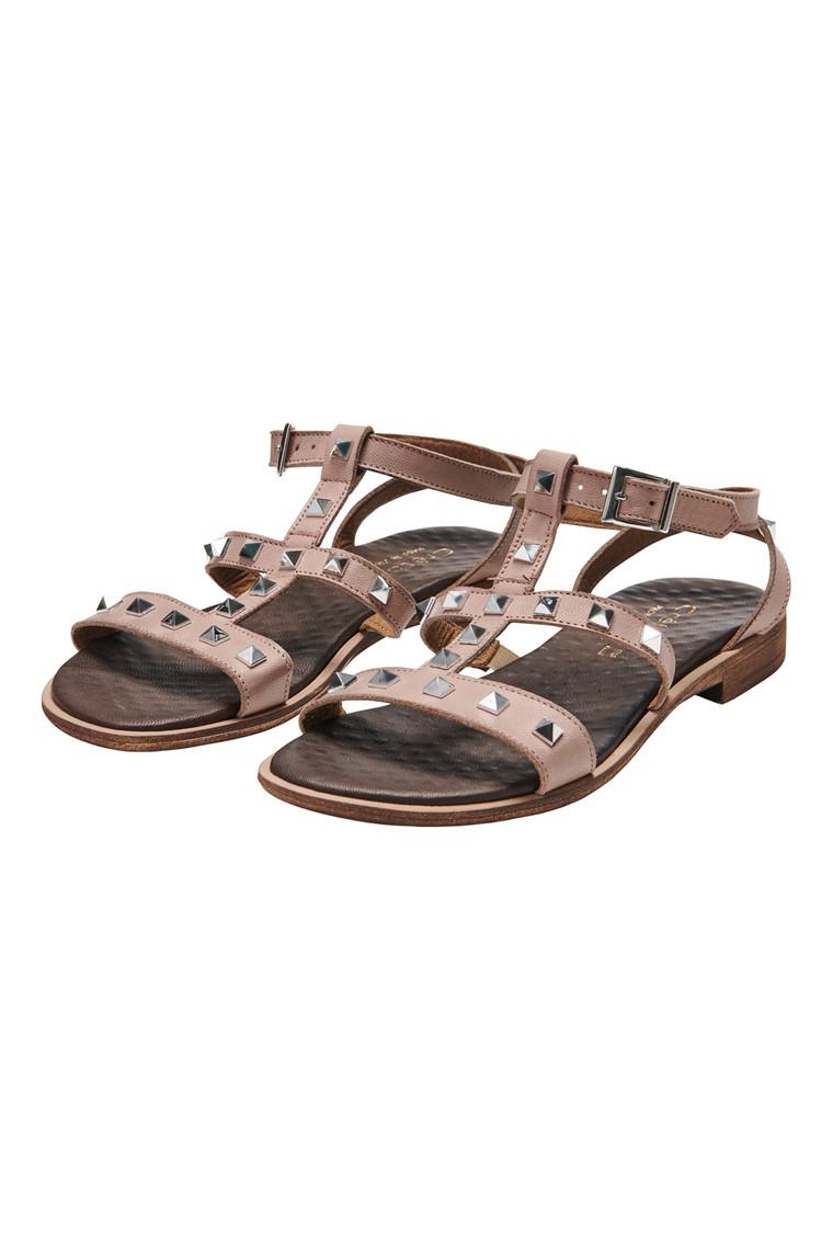 CRÉTON Gladiator sandal