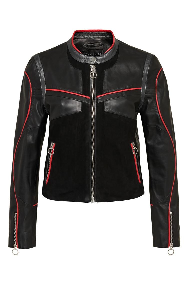 CRÉTON Halley biker jakke