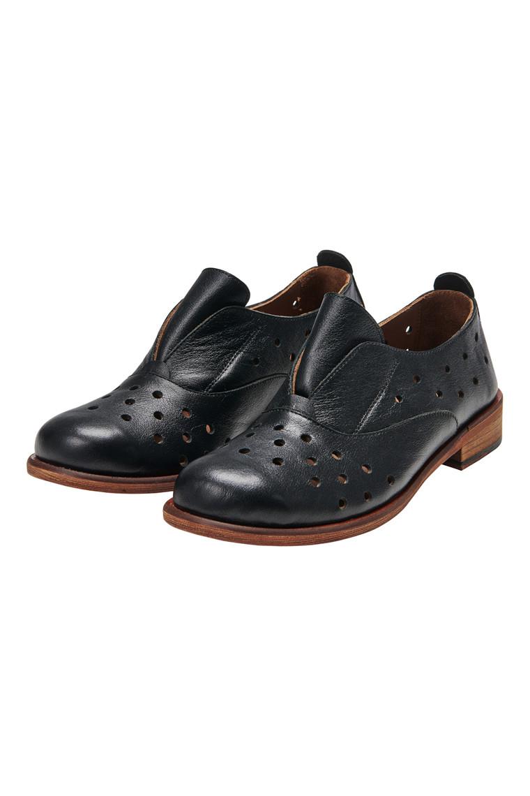 CRÉTON Rhea sko med huller
