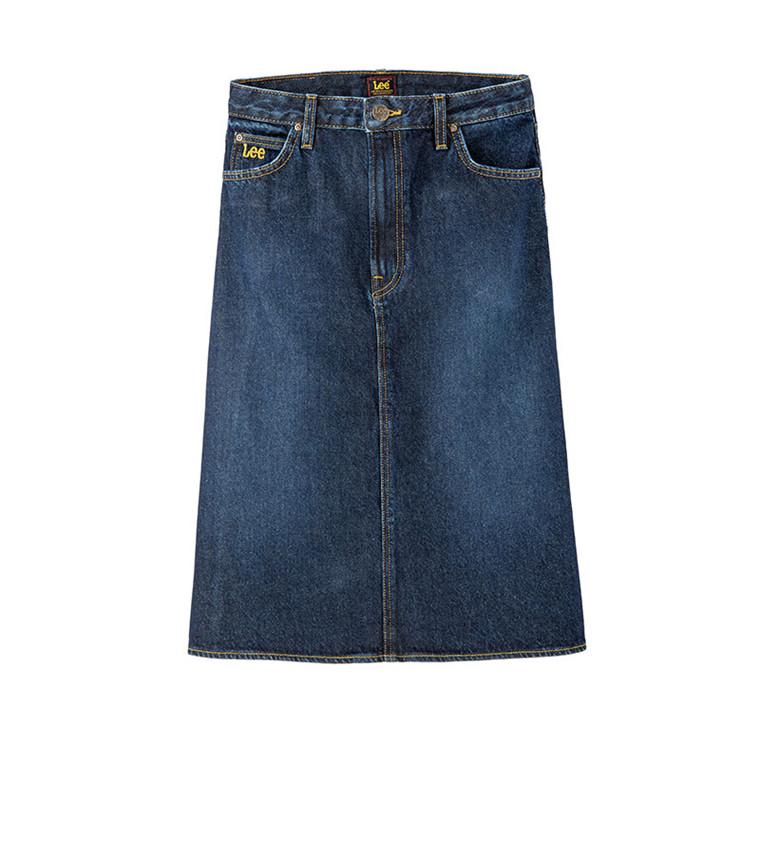 LEE Long A Line skirt
