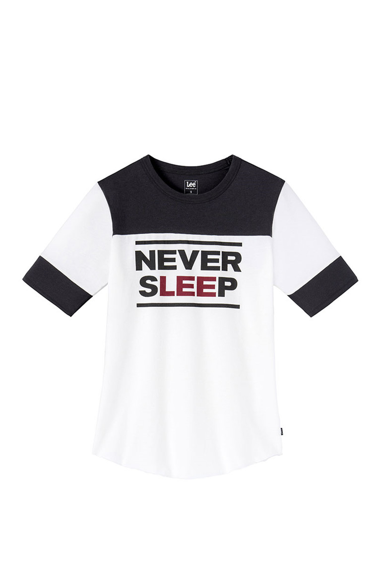 LEE Colorblock t-shirt