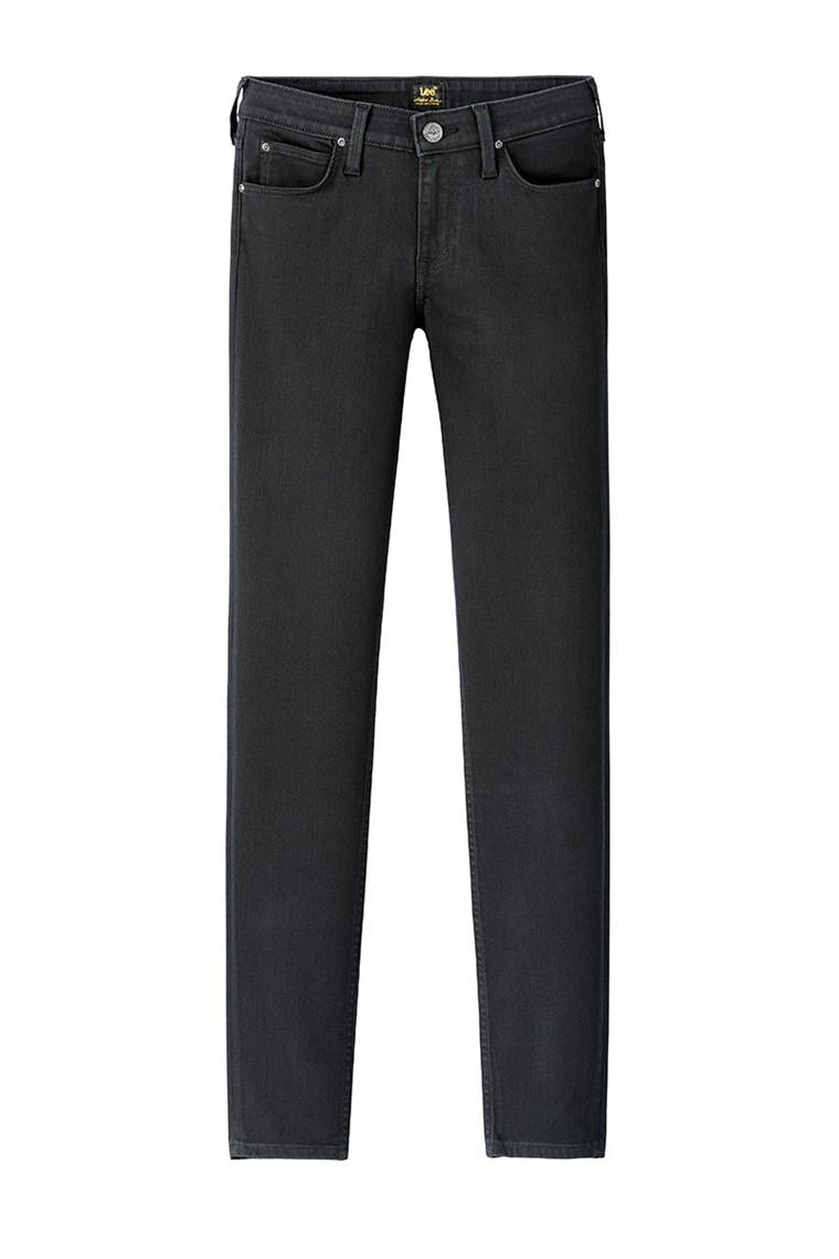 LEE Scarlett Black Rinse jeans