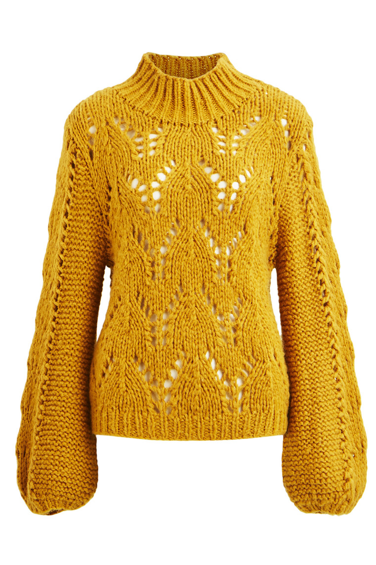 OBJECT Darya strikket pullover