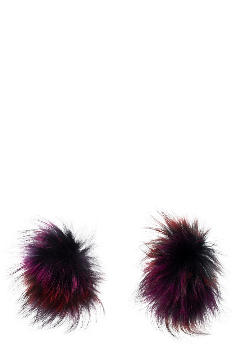 CRÉTON Fluffy sko accessories
