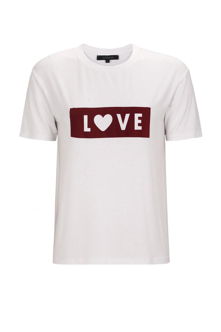 SOFT REBELS Caroline T-shirt