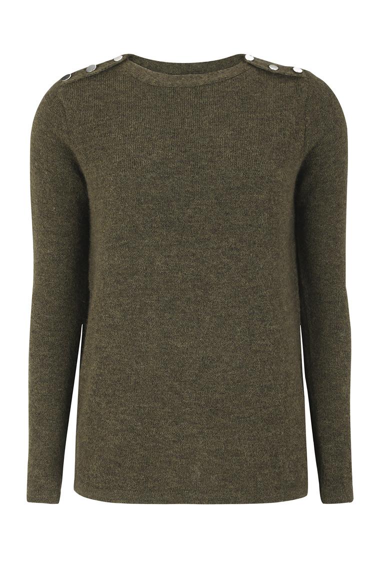 SOFT REBELS Believe sweater