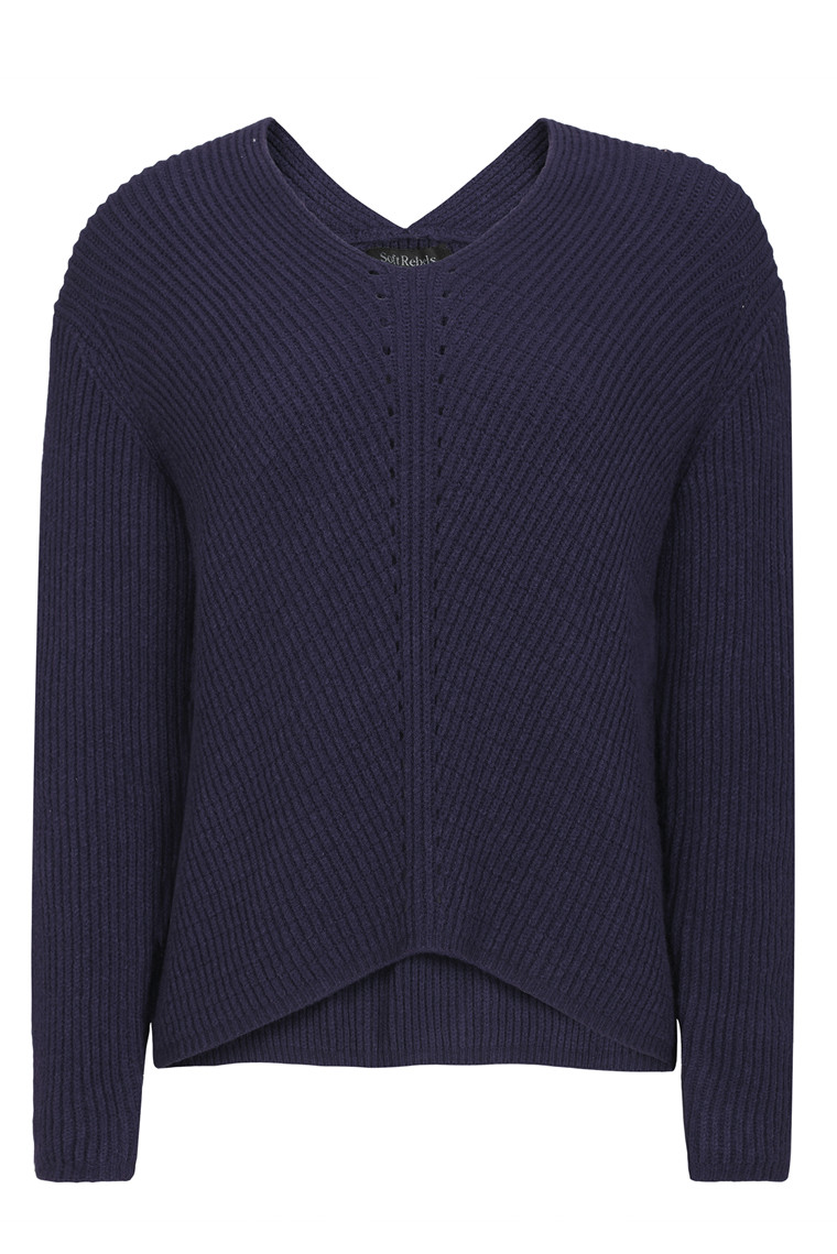 SOFT REBELS Mille sweater