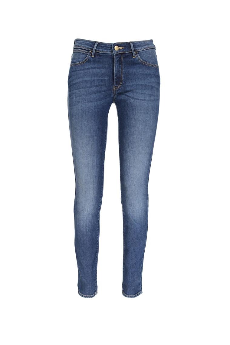 WRANGLER Skinny authentic blue