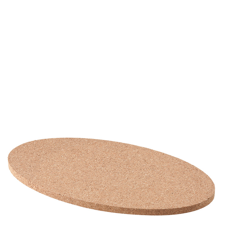 OPENMIND korkbordskåner oval lille