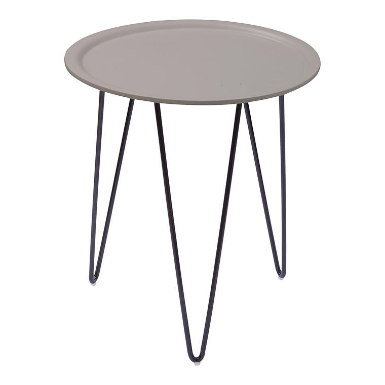LUCA bakkebord grå