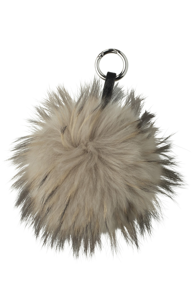 CRÉTON Furry pompom