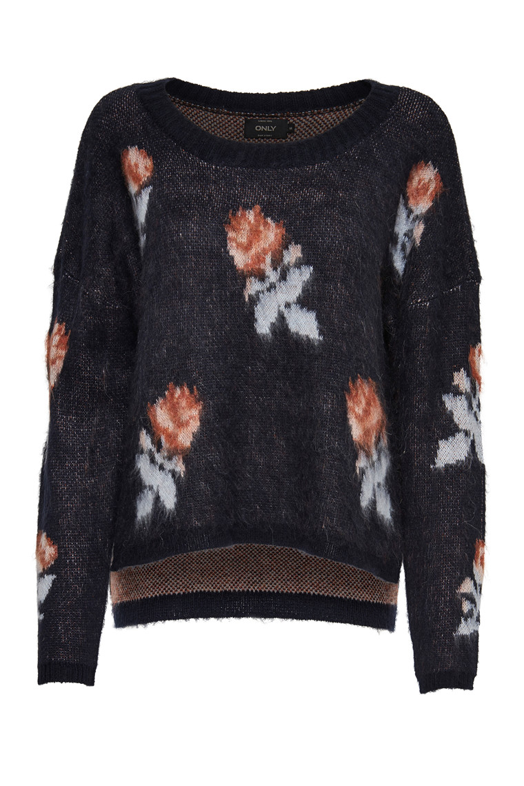 ONLY OnlMira flower pullover