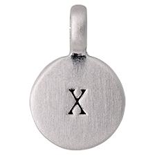 "PILGRIM Pendants ""X"" sølv"