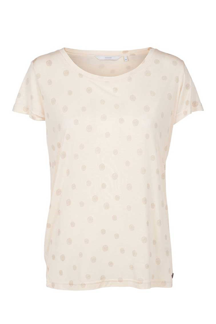 NÜMPH Gry t-shirt peach