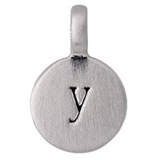 "PILGRIM Pendants ""Y"" sølv"