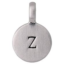 "PILGRIM Pendants ""Z"" sølv"