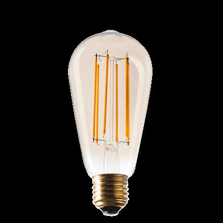 CRÉTON MAISON LED pære Ø 6,4 cm